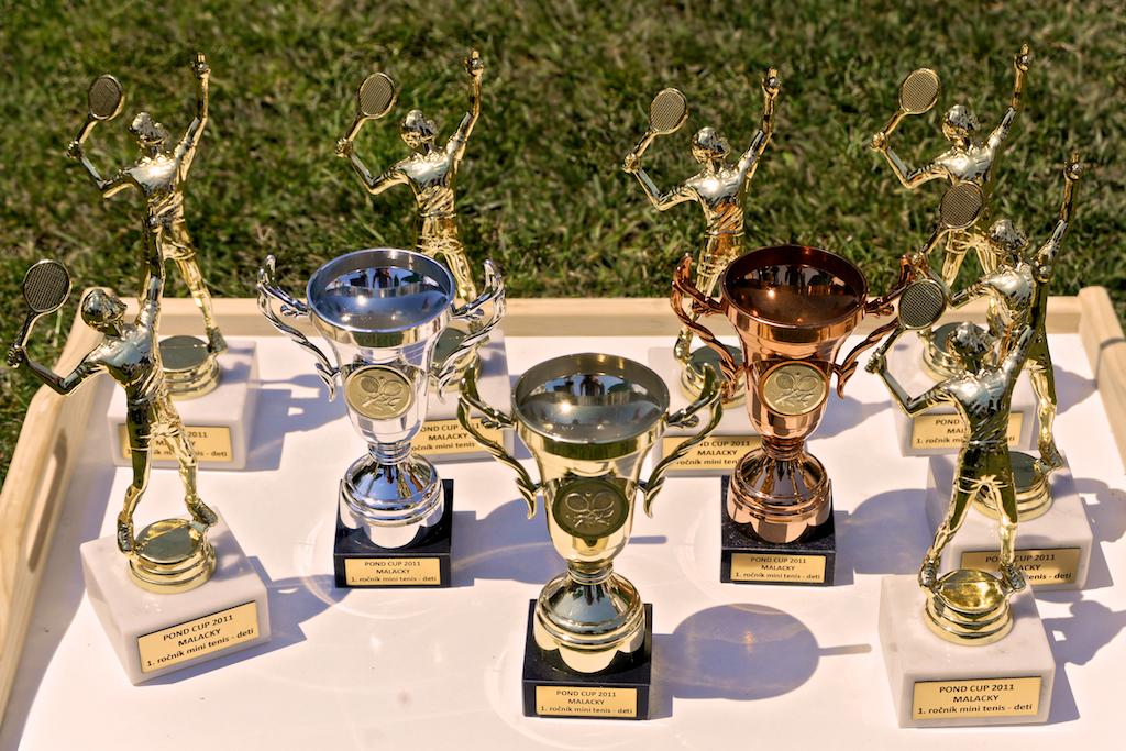 Trofeje pre vitazov